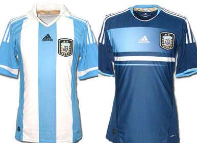 d6d72cb3eda9a Fotos da nova camisa da Argentina vazam na Internet – Futebol Portenho