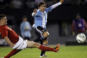 Um argentino pra chamar de seu