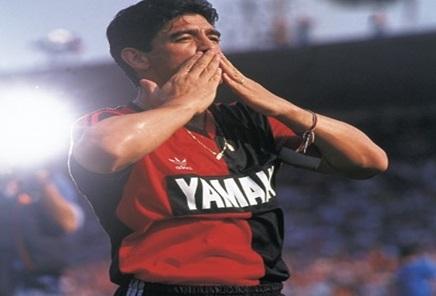 Resultado de imagem para news old boys maradona