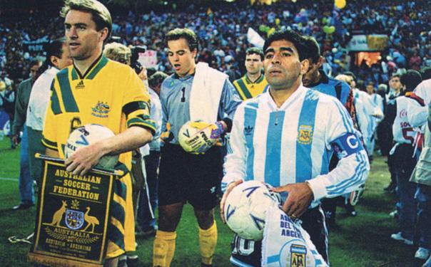Risultati immagini per argentina vs australia 1993