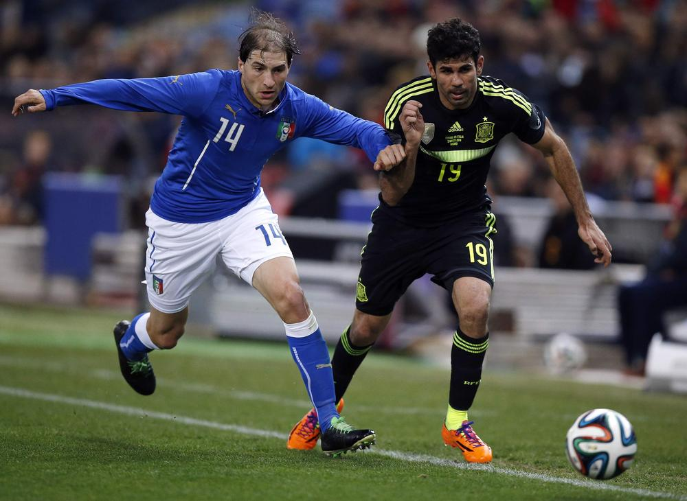 Conheça os argentinos que jogaram em outras seleções em Copas do ... 25240f5ff93a5