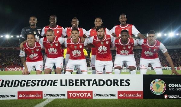 Objetividade é a marca principal do Independiente Santa Fe edaf8dde37586