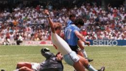 Maradona gol antológico